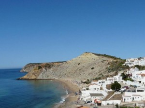 View of Burgau Bay from the Balconies