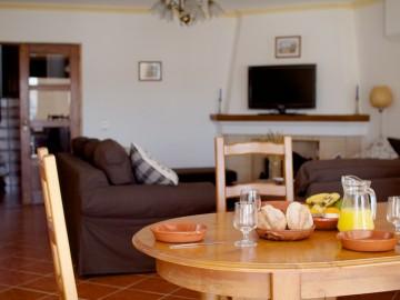 Penthouse Breakfast Table